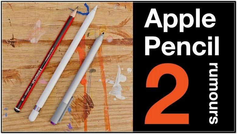 Apple Pencil 2 Release Date