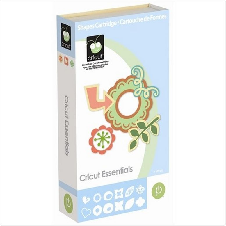 Cricut Cartridges Clearance