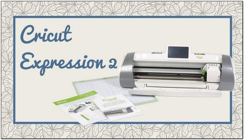 Cricut Expression 2 Software