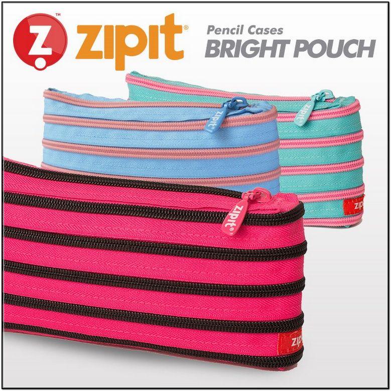 Zip It Pencil Pouches